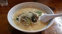 「味噌ラーメン」@日の出製麺所の写真