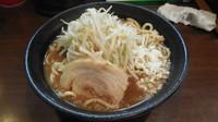 「ラ-メン」@麺や 晴桜の写真