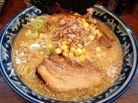 「【限定】味噌そば(750円)」@中華そば 旋の写真