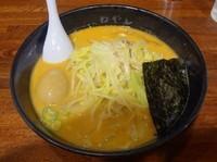 「辛っ風麺(850円)+味付玉子(100円)」@ラーメンおやじ 町田店の写真