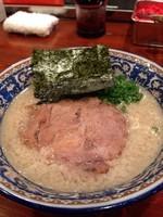 「醤油ラーメン」@にんにくや 堀之内店の写真