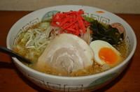 「味噌ラーメン 680円」@畔鐘の写真