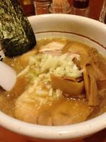 「超こだわり醤油焼豚麺」@一伝家の写真