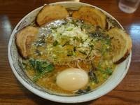 「スペシャル黒カーブ(1,030円)」@麺場なっくるの写真