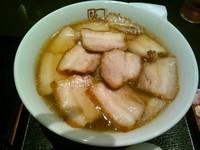 「焼豚ラーメン ¥850」@喜多方ラーメン 坂内 多摩センター店の写真