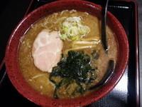 「とん白ぶし(大盛)700円」@らーめん屋本舗 麺龍 仙台駅前店の写真