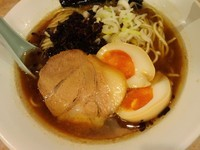 「中華そば750円期間限定」@肉汁らーめん 公 kimiの写真