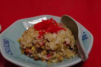 「セット物の半チャーハン」@黄河菜館の写真