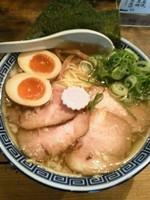 「特塩ラーメン850円大盛100円」@井田商店の写真