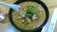 「濃厚味噌ラーメン」@ちりめん亭 甲府下石田店の写真