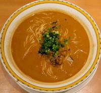 「担担麺」@銀座アスター 名古屋松坂屋店の写真