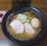 「たまやら~麺:750円」@ら~麺 たまやの写真