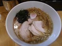 「塩らーめん肉増し」@ら~めん 桜食堂。の写真