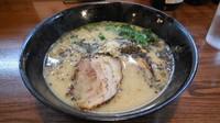 「白ストレ-ト」@麺場なっくるの写真