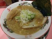 「秘蔵しょうゆとんこつめん」@麺屋 てっぺんの写真