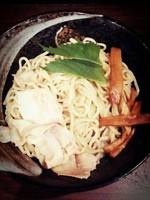 「男のまぜ麺 790円」@男のラーメン 麺屋わっしょいの写真
