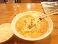 「酸辣湯麺¥850-」@もうつぁるとの写真
