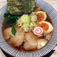 「味玉らぁ麺 730円」@麺屋蔵之介の写真