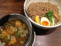 「つけ麺 全粒粉 あつもり (850円)」@紀州和歌山ラーメン たかしの写真
