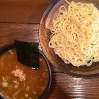 「みそつけ麺(冬季限定)」@つけ麺 志こつの写真
