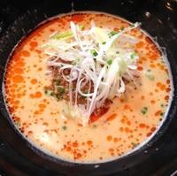 「担々麺(¥880)+深夜料金(¥100)」@麺屋 神風の写真