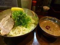 「広島つけ麺」@広島風つけ麺 弁慶 流川店の写真