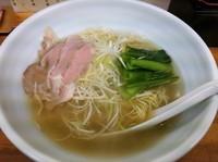 「塩らーめん¥700」@麺屋 一徳の写真