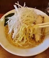 「背脂味噌ラーメン\780」@七麺鳥の写真