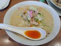 「長崎ちゃんぽん 麺1. い倍増量」@長崎ちゃんぽん リンガーハット イオン与野店の写真