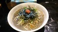「黒ごま坦々麺」@麺や天鳳 高円寺店の写真