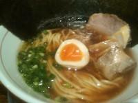 「【限定】 年の瀬中華そば」@麺肴 ひづきの写真