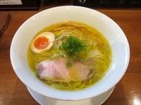 「塩らぁ麺」@麺や維新の写真