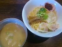 「【12月限定】海老辛つけ麺 ¥850」@伝家 志木店の写真