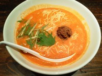 「坦々麺」@陳麻家 用賀店の写真