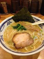 「らーめん」@麺座風水の写真
