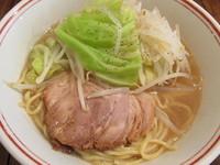 「醤油らぁ麺 「700円」」@井之上屋の写真