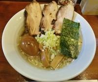 「特製鶏醤油ラーメン\860」@七麺鳥の写真