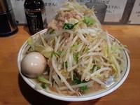 「小豚ラーメン¥750+味玉¥100」@豚星。の写真