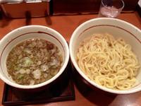 「つけそば(並盛200g)750円」@麺屋 えぐちの写真