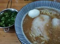 「魚介豚骨醤油(レギュラー)¥700」@美與志堂の写真