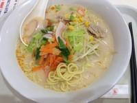 「長崎ちゃんぽん(麺2倍)」@長崎ちゃんぽん リンガーハット イトーヨーカドー曳舟店の写真