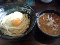 「玉子かけつけ麺大盛880円」@麺や 蒼 AOIの写真