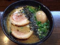 「どらたま 780円」@麺屋どらいちの写真
