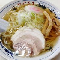 「ラーメン 550円」@矢車食堂の写真