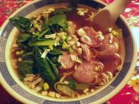 「福樓麺」@福楼の写真