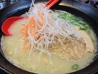 「鶏白湯塩ラーメン」@麺の台所 なりわいの写真