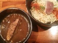 「カレーつけ麺 (140128)」@魔乃巣の写真