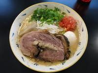 「贅沢濃厚 味噌らぁ麺:1100円」@みそ味専門マタドールの写真