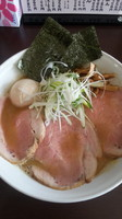 「一歩らぁめん(塩)大 980円」@らぁ麺 一歩の写真