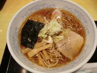 「醤油ラーメン820円」@えびす亭の写真